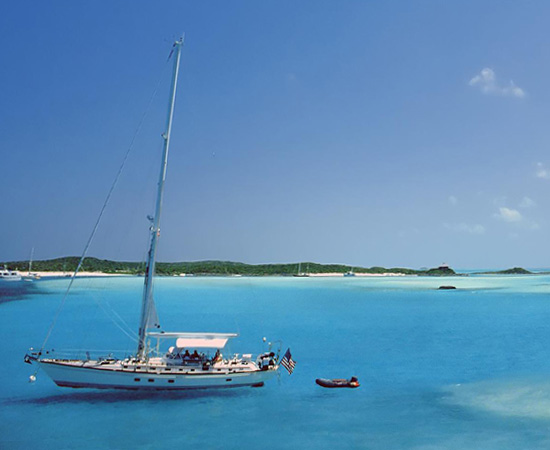 Sailing Charter Bahamas