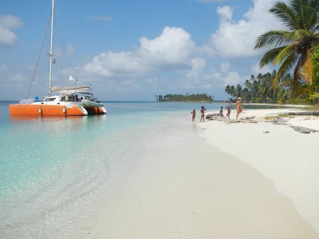 Sailing Charter San Blas, Panama