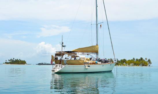 boat charter san blas